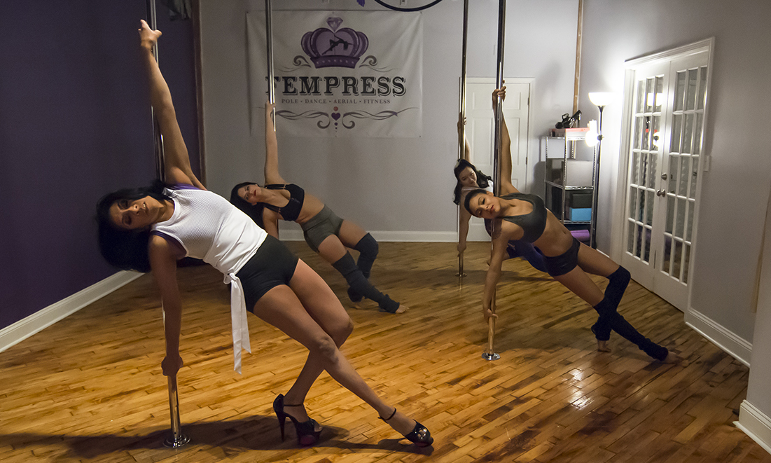 Fempress Fit Pole Dance Beyond Basics