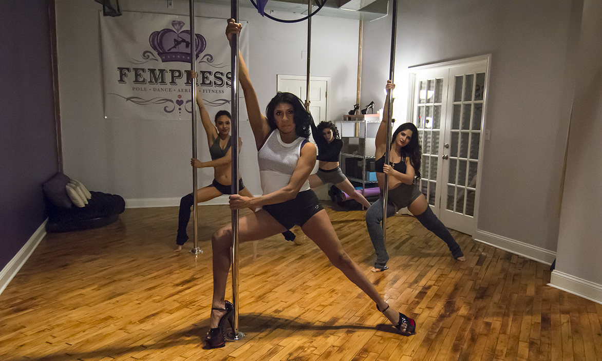 Fempress Fit Pole Level 1